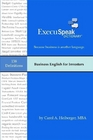 Business English for Investors
